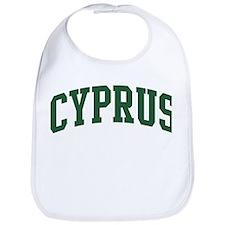 Cyprus (green) Bib