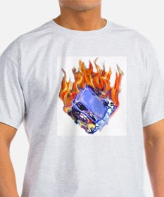 Funny Fire and ice T-Shirt