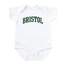 Bristol (green) Infant Bodysuit