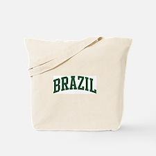 Brazil (green) Tote Bag