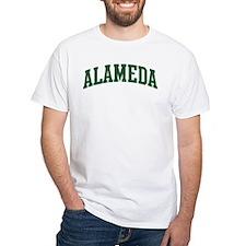 Alameda (green) Shirt