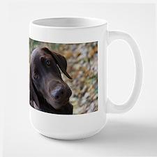 Chocolate Lab C Mug