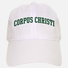 Corpus Christi (green) Baseball Baseball Cap