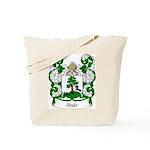 Bode Family Crest Tote Bag