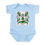 Bode Family Crest Infant Creeper