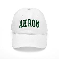 Akron (green) Baseball Cap