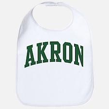 Akron (green) Bib