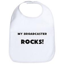 MY Broadcaster ROCKS! Bib