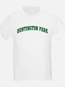 Huntington Park (green) T-Shirt