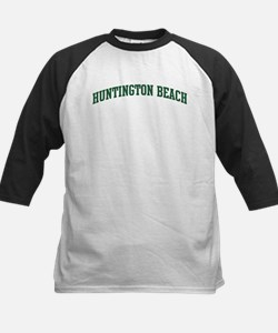 Huntington Beach (green) Tee