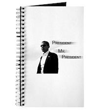 President, Mr. President Journal