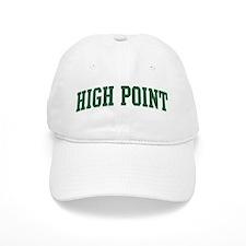 High Point (green) Baseball Cap
