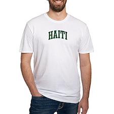 Haiti (green) Shirt