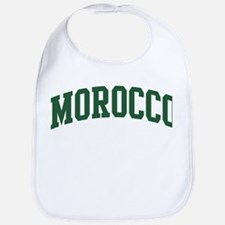 Morocco (green) Bib