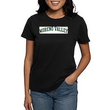 Moreno Valley (green) Tee