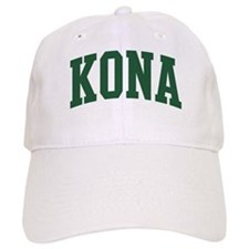 Kona (green) Baseball Cap