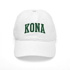 Kona (green) Cap