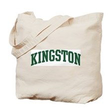 Kingston (green) Tote Bag