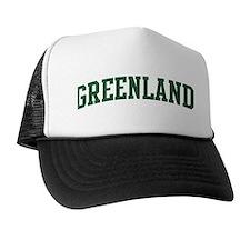 Greenland (green) Trucker Hat