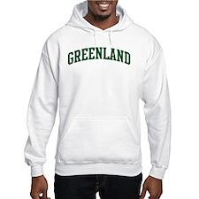 Greenland (green) Hoodie