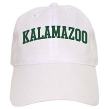 Kalamazoo (green) Baseball Cap