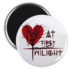 Love at First Twilight Magnet