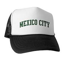 Mexico City (green) Cap