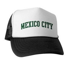 Mexico City (green) Trucker Hat