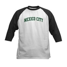 Mexico City (green) Tee