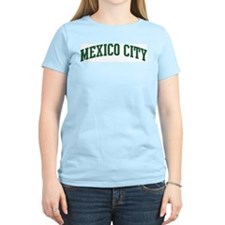 Mexico City (green) T-Shirt