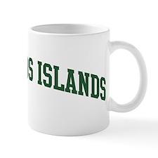 Galapagos Islands (green) Mug