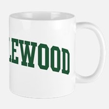 Inglewood (green) Mug