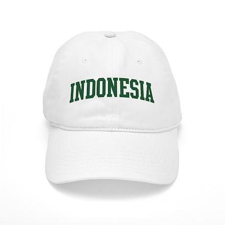 Indonesia (green) Cap