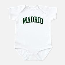 Madrid (green) Infant Bodysuit