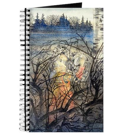"""""""Farewell"""" Fairy Art Journal"""