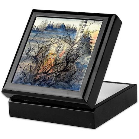 """Farewell"" Fairy Art Box"
