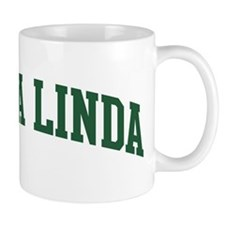 Yorba Linda (green) Mug