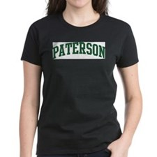 Paterson (green) Tee