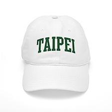Taipei (green) Baseball Cap
