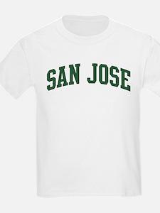 San Jose (green) T-Shirt