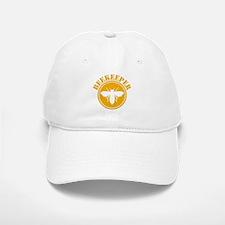 Beekeeper Stencil Baseball Baseball Cap