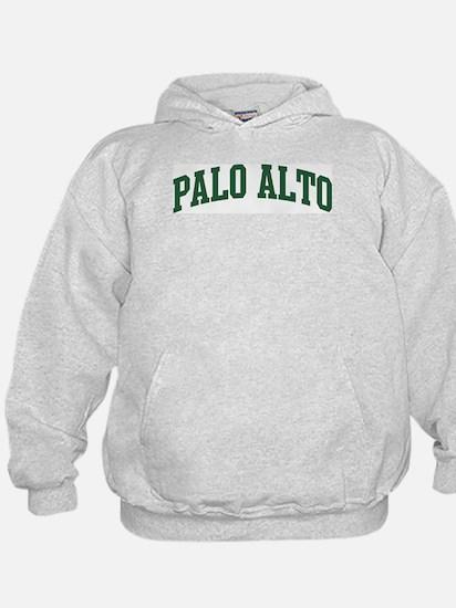 Palo Alto (green) Hoodie