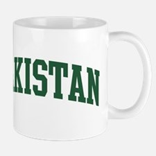 Pakistan (green) Mug