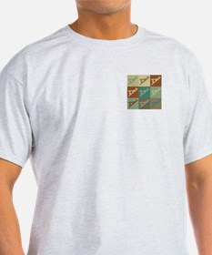 Woodworking Pop Art T-Shirt