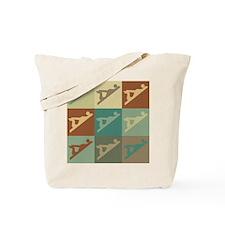 Woodworking Pop Art Tote Bag