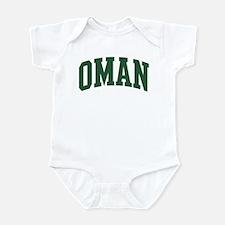 Oman (green) Infant Bodysuit