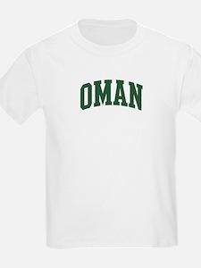 Oman (green) T-Shirt