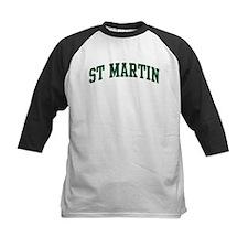 St Martin (green) Tee