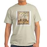 Vintage Bees (ts) Light T-Shirt
