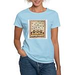 Vintage Bees (ts) Women's Light T-Shirt